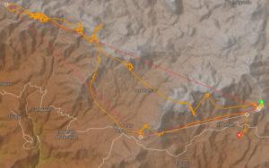 cross parapente divisadero valle de bravo mexique